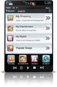 MyDubli Music Player